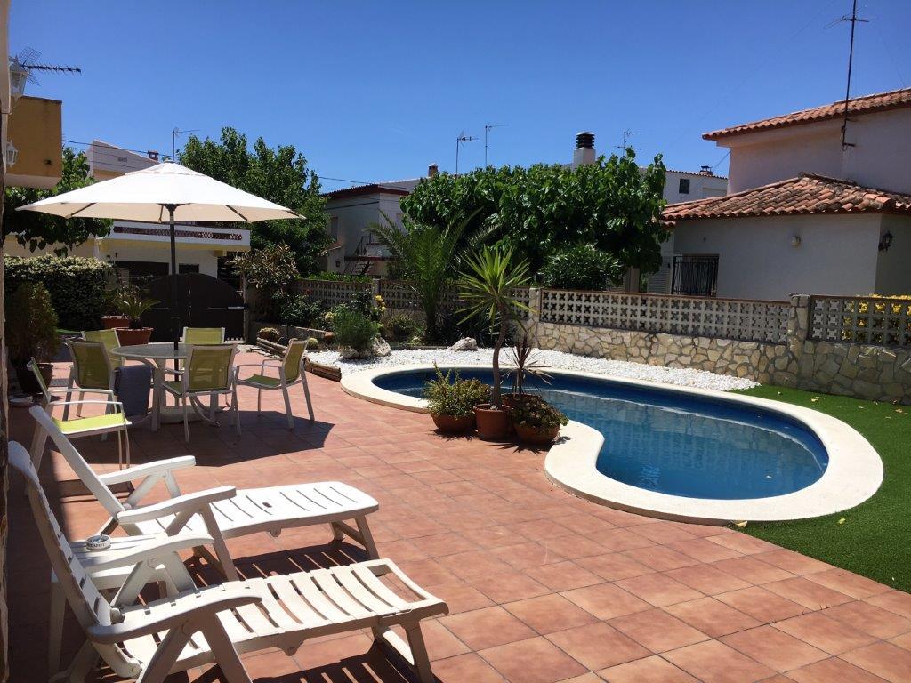 Jaume guasch gesti n inmobiliaria venta inmueble - Jardin y piscina ...